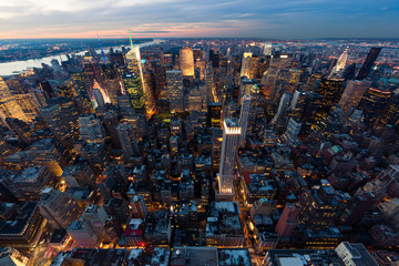 Fototapete - New York