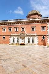Plaza Colegio del Patriarca, Valencia / Spanien