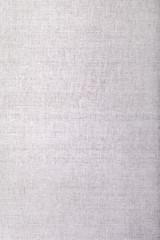 Gray canvas.