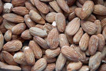 tasty almond nuts