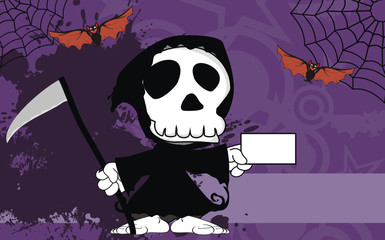 funny dead cartoon background6