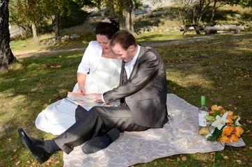 Choosing the honeymoon journey
