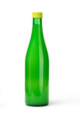 Bottle of lemon juice