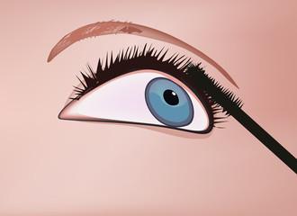 truccarsi gli occhi
