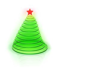 3d christmas tree.