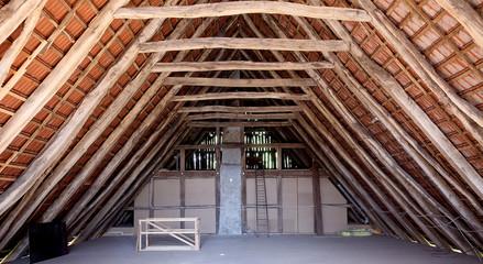 Dachausbau im Fachwerkhaus mit Denkmalschutz