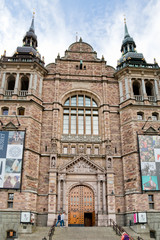 the Nordic Museum in Stockholm, Sweden