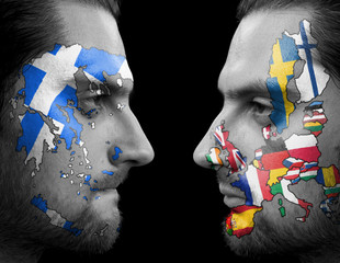 Greece Against Europe