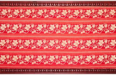 Native Thai style cloth pattern