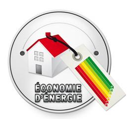 Label économie d'énergie