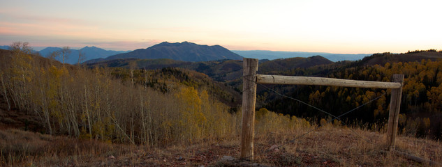 Hitching Post, Nebo Wilderness, Utah