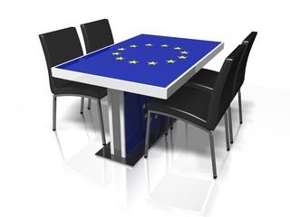 TAVOLO UNIONE EUROPEA