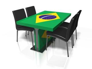 TAVOLO BRASILE