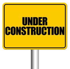 Under Construction! Button, Icon