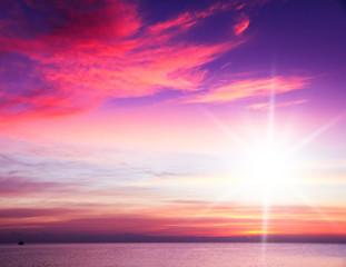 Over Water Idyllic Heaven