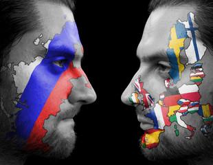 Russia Against Europe.