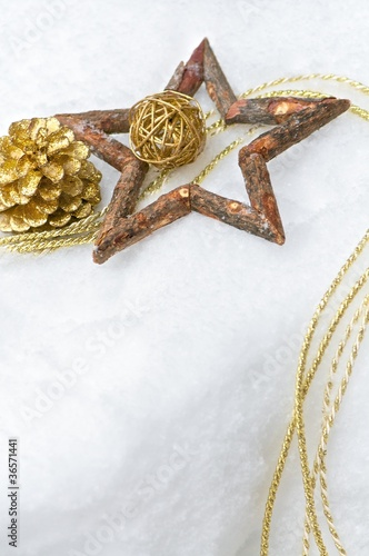 Weihnachtliche dekoration aus naturmaterialien for Weihnachtliche dekoration