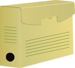 Boîte d'archivage
