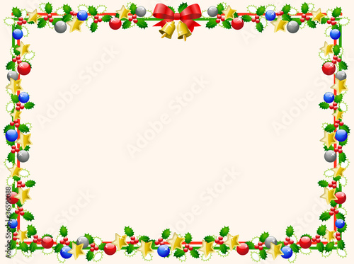 飾り枠クリスマスfotoliacom の ストック画像とロイヤリティフリー