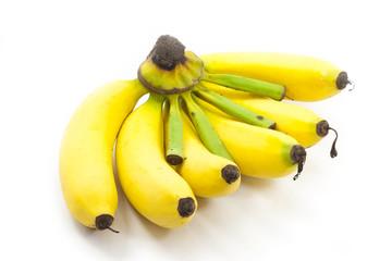 Fototapete - bunch of ripe bananas