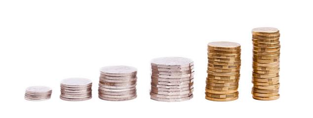 Australian Coin Stack