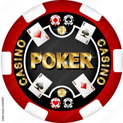 Id poker chip