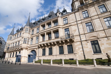 Palais Grand Ducal Fototapete