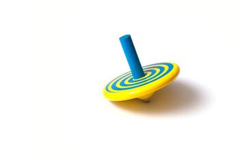 Spinning whirligig, spinner
