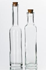 glas flaschen