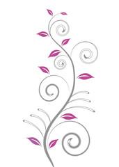 Florales Motiv
