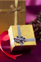 gifts and decorations for Christmas