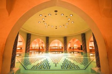 Luxury hamam