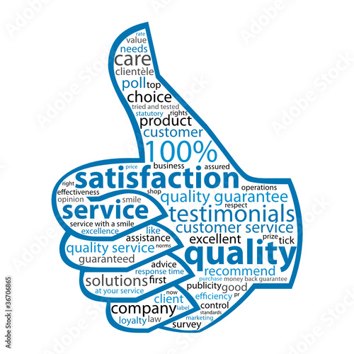 customer care and customer satisfaction