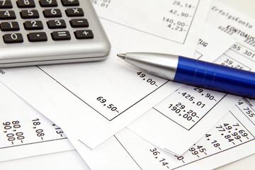 Ausgaben über Ausgaben