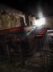 Fototapete - the bar