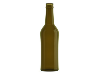 Flasche Braun