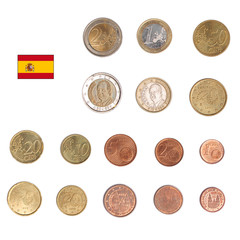 Euro coin - Spain