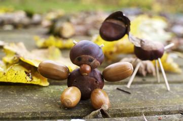 Chestnut Figures