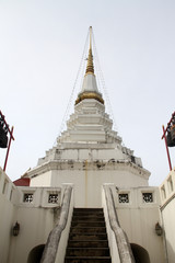 Stairczase and stupa