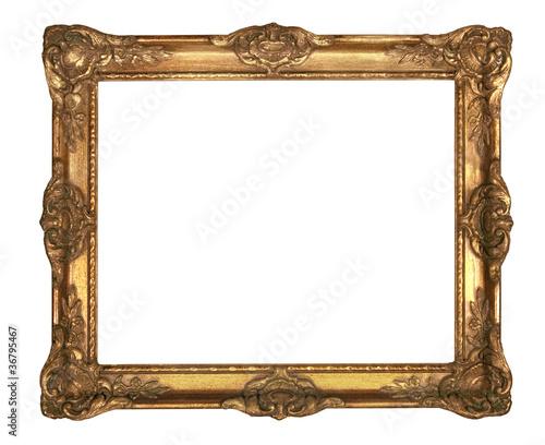 quot cadre baroque dor 233 ancien quot photo libre de droits sur la banque d images fotolia image