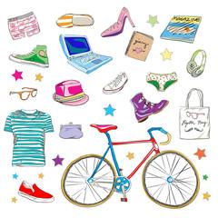 urban hipster accessories