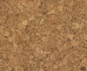 Tuinposter Texturen Natural Cork Board Texture
