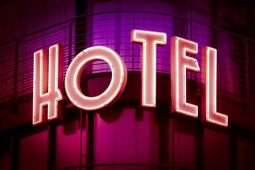 hotel miami vice style