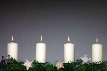 vierter Advent  Weihnachten