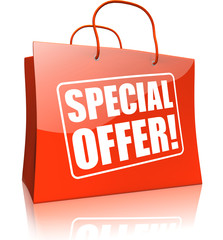 shopping bag SPECIAL OFFER