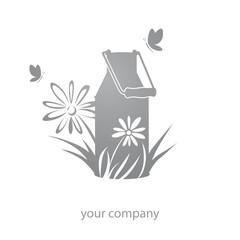 logo, logo lait, lait