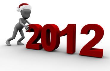 Jahreswechsel 2012