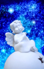 A sweet little Christmas Angel