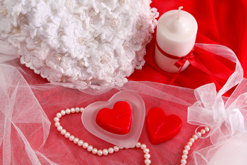 Romantic background