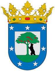 Emblem of Madrid